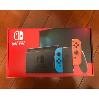 任天堂 - Nintendo Switch 本体 ネオン 新型