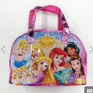 ディズニー(Disney)の2020年新作 プールバッグ ディズニー 新品未使用 6/18AEONで購入(その他)
