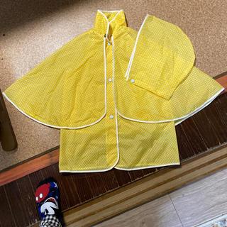 カネボウ(Kanebo)の子供 雨がっぱ(レインコート)