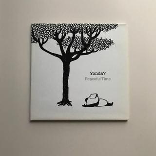 新潮文庫 非売品 CD Yonda? 100% ORANGE 大貫デザイン(ヒーリング/ニューエイジ)