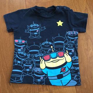ベルメゾン(ベルメゾン)のリトルグリーンメン 90(Tシャツ/カットソー)