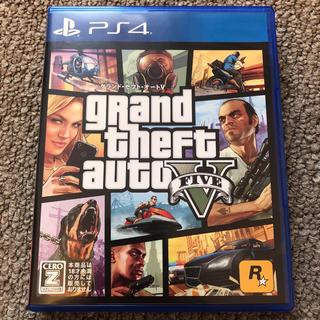 PlayStation4 - グランドセフトオート5  美品 グランドセフトオートⅤ