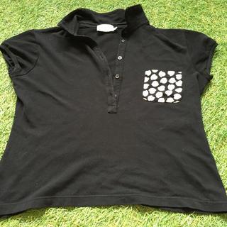 モンクレール(MONCLER)のMONCLERレディースXS ポロシャツ (ポロシャツ)