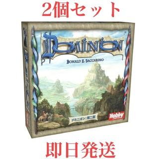 ホビージャパン(HobbyJAPAN)の新品未開封 HobbyJapanドミニオン 第二版 日本語版(その他)