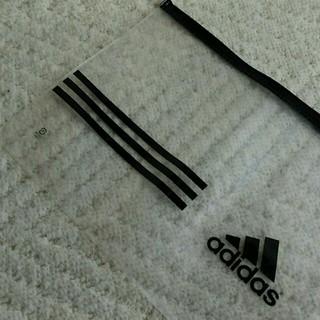 アディダス(adidas)のクリアファイル♡携帯品.書類入れ.ポーチ(オフィス用品一般)