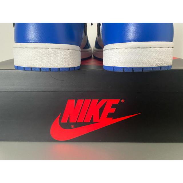 NIKE(ナイキ)のair jordan1 game royal  メンズの靴/シューズ(スニーカー)の商品写真