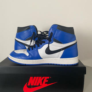 NIKE - air jordan1 game royal