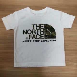 THE NORTH FACE - THE NORTH FACE ロゴTシャツ(4)