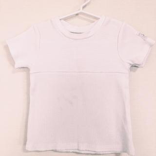 アニエスベー(agnes b.)のagnes b アニエスベー 半袖リブトップス(Tシャツ/カットソー)