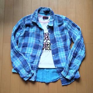 ギャップキッズ(GAP Kids)のGapKids シャツ(Tシャツ/カットソー)
