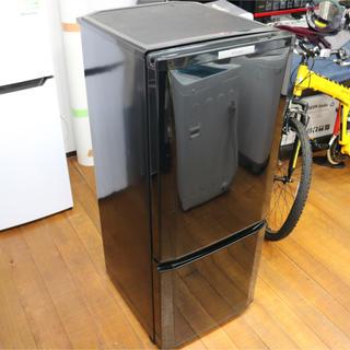 三菱電機 - (洗浄・検査済)三菱:冷蔵庫 146L 2013年製