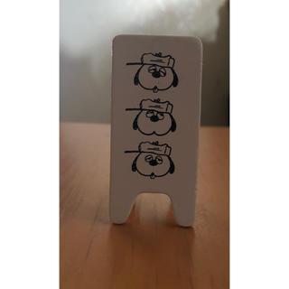 スヌーピー(SNOOPY)の新品 SNOOPY OLAF メモスタンドスリム(その他)