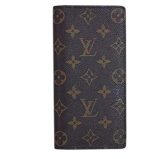ルイヴィトン メンズ 二つ折り財布(折り財布)