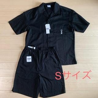 ジーユー(GU)の未使用タグ付き GU × 1MW SOPH. S  シャツ ハーフパンツ セット(その他)