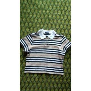 BURBERRY - バーバリーKID'S ポロシャツ