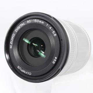オリンパス(OLYMPUS)の新品級✨ OLYMPUS オリンパス M.ZUIKO 40-150mm レンズ(レンズ(ズーム))