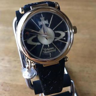 ヴィヴィアンウエストウッド(Vivienne Westwood)の新品✨ヴィヴィアン ウエストウッド 腕時計 レディース VV006BKGD(腕時計)