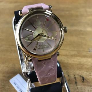 ヴィヴィアンウエストウッド(Vivienne Westwood)の新品✨ヴィヴィアン ウエストウッド 腕時計 レディース VV006PKPK(腕時計)
