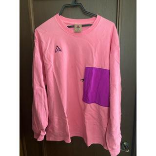 ナイキ(NIKE)のnike acg ロングTシャツ(Tシャツ/カットソー(七分/長袖))