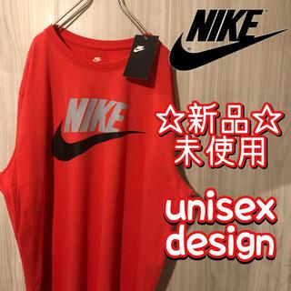 ナイキ(NIKE)のNIKE ナイキ Tシャツ ビックシルエット メンズ XL  デカロゴ 半袖(Tシャツ/カットソー(半袖/袖なし))