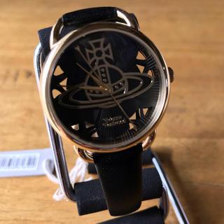 ヴィヴィアンウエストウッド(Vivienne Westwood)の新品✨ヴィヴィアン ウエストウッド レディース 腕時計 VV163BKBK(腕時計)