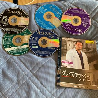 DVDグレイズアナトミー6〜10(TVドラマ)