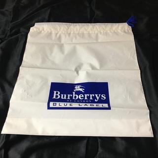 バーバリーブルーレーベル(BURBERRY BLUE LABEL)のBurberrys BLUE LABELショップ袋(ショップ袋)