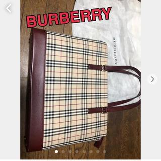 バーバリー(BURBERRY)のバーバリー トートバッグ A4 正規品(トートバッグ)
