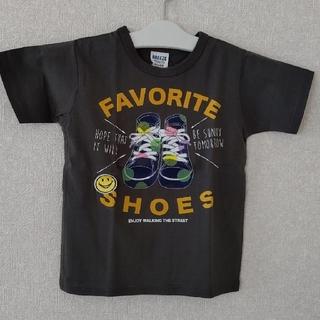 BREEZE - 新品 BREEZE / スニーカープリント 半袖 Tシャツ / 120cm