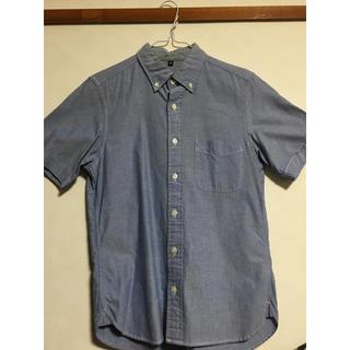 ムジルシリョウヒン(MUJI (無印良品))の無印良品 半袖シャツ(シャツ)
