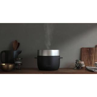 バルミューダ(BALMUDA)の【新品未使用】バルミューダ  The Gohan 炊飯器 ブラック(炊飯器)