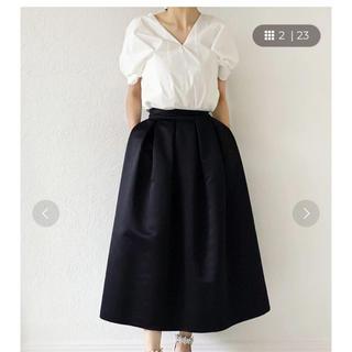 TSURU by Mariko Oikawa - タグ付き新品 ツルバイマリコオイカワ odette  36 ブラック