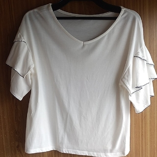 シャネル(CHANEL)の半袖カットソー ゆったり(カットソー(半袖/袖なし))