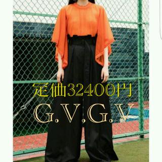 ジーヴィジーヴィ(G.V.G.V.)のG.V.G.V レア♡フレアトップス(カットソー(半袖/袖なし))