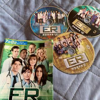 DVD ER 789(TVドラマ)