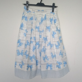 JaneMarple - ジェーンマープル 35th ribbon tuck skirt