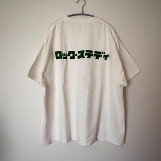 ワンエルディーケーセレクト(1LDK SELECT)のsillage  ------  ロックステディ ♪  ビッグTシャツ(Tシャツ/カットソー(半袖/袖なし))