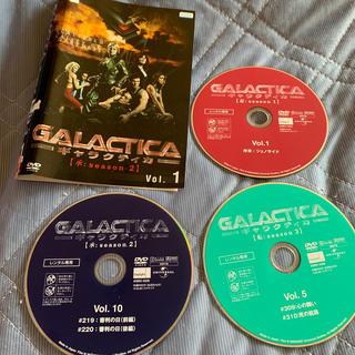 DVDギャラクティカ123(TVドラマ)