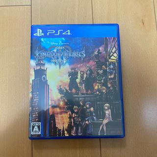 SQUARE ENIX - 送料込み価格!キングダム ハーツIII PS4