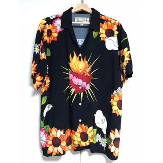 Supreme - Pleasure gangster shirts 半袖シャツ アロハ ブラック
