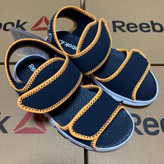 Reebok - 20cm リーボック キッズ サンダル CN8611 ネイビー