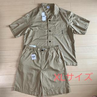 ジーユー(GU)の未使用タグ付き GU × 1MW SOPH.  XL シャツ ハーフパンツ (その他)