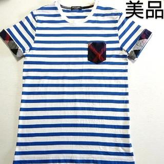 ブラックレーベルクレストブリッジ(BLACK LABEL CRESTBRIDGE)の🖤デザインTシャツ🖤美品🖤(Tシャツ/カットソー(半袖/袖なし))