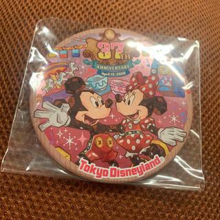 ディズニー(Disney)の37周年 缶バッチ(バッジ/ピンバッジ)