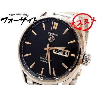 タグホイヤー(TAG Heuer)のタグホイヤー 時計 ■ WAR201C カレラ キャリバー5(腕時計(アナログ))