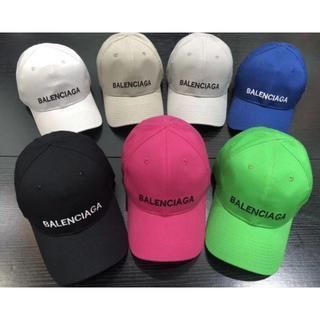 Balenciaga - 【2枚7000円送料込み】BALENCIAGA ロゴ キャップ