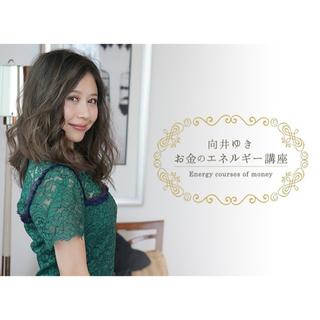 カドカワショテン(角川書店)の向井ゆき DVD お金のエネルギー講座(その他)