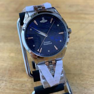 ヴィヴィアンウエストウッド(Vivienne Westwood)の【未使用】ヴィヴィアンウエストウッド 腕時計 メンズ VV208DBLSR(腕時計)
