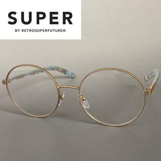 ◆NUMERO33◆レトロスーパーフューチャー ボストン メガネ(サングラス/メガネ)