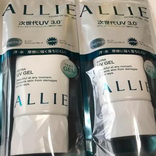 アリィー(ALLIE)のアリィー 日焼け止め 90g 2個(日焼け止め/サンオイル)